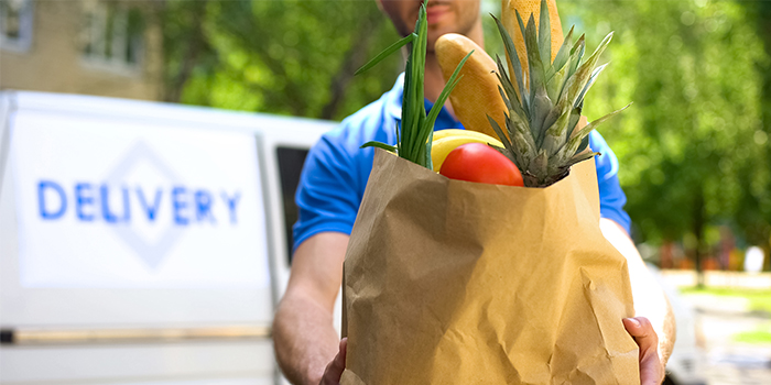 Lebensmittel online verkaufen