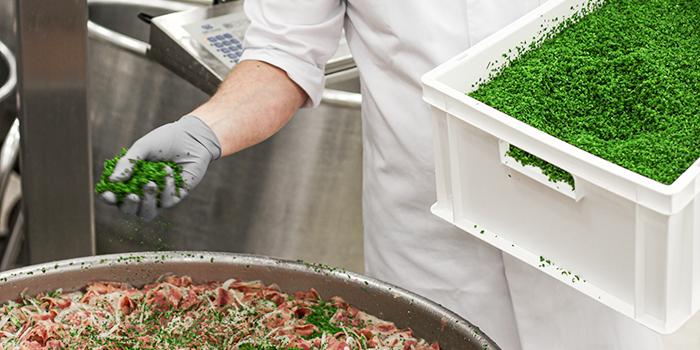 Six key advantages of a recipe management system