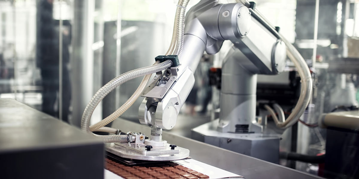 Wie Roboter die Food- & Beverage- Branche revolutionieren