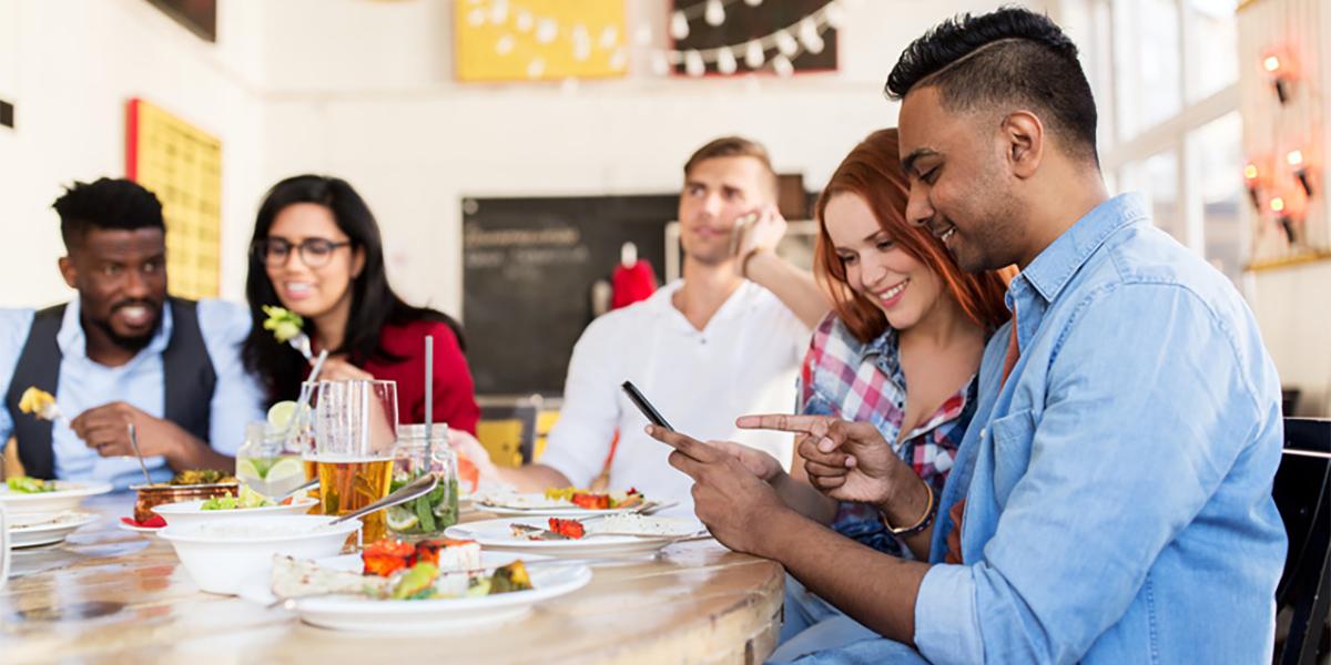 Online Food Communities
